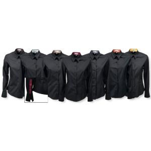 Camicia Donna Lavoro Ristorazione C02BD-N