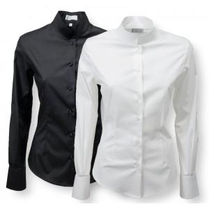 Camicia Lavoro Donna Manica Lunga C03D
