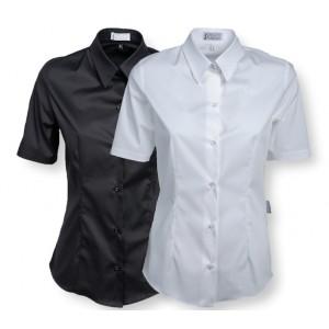 Camicia Lavoro Donna Manica Corta C04D