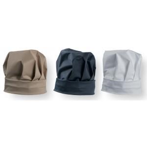 Cappello Unisex Cuoco Raso elasticizzato Set da 5 pezzi C11CRX