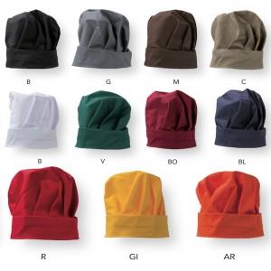 Cappello Unisex Cuoco Confezione da 5 pezzi C11CX