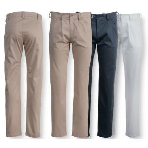 Pantalone Unisex Cuoco Raso Elasticizzato P01TRX